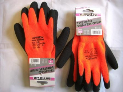 Handschuh Thermo Winter Grip Gr. 10